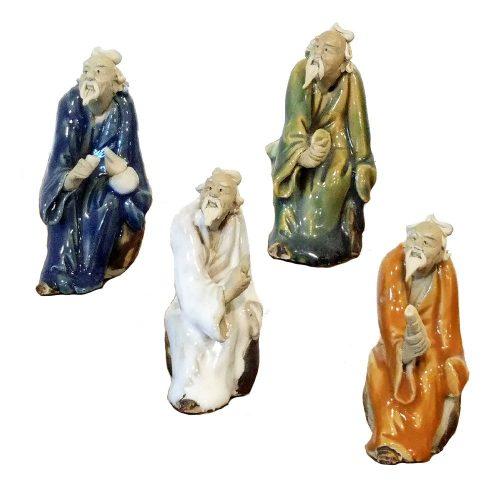 Scholar Figurines