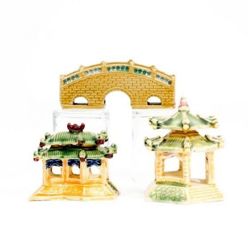 Large Building Figurines