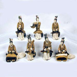 Musician Figurines