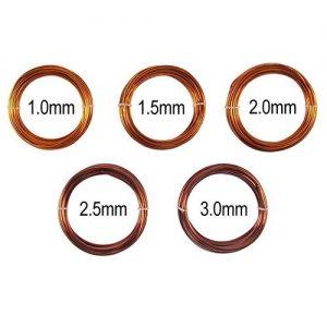 Bonsai Training Wire | Set of 5 Sizes