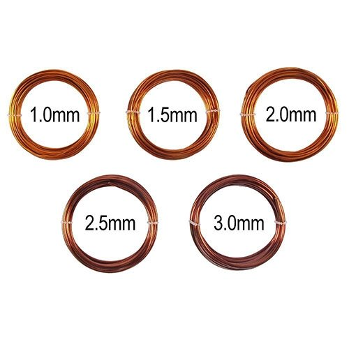 Bonsai Training Wire | Set of 5 Sizes