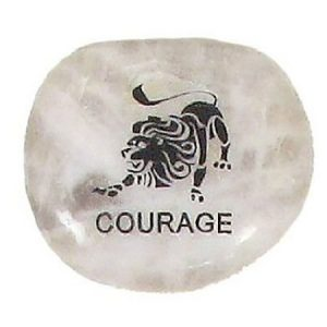 COURAGE Animal Dream Stone